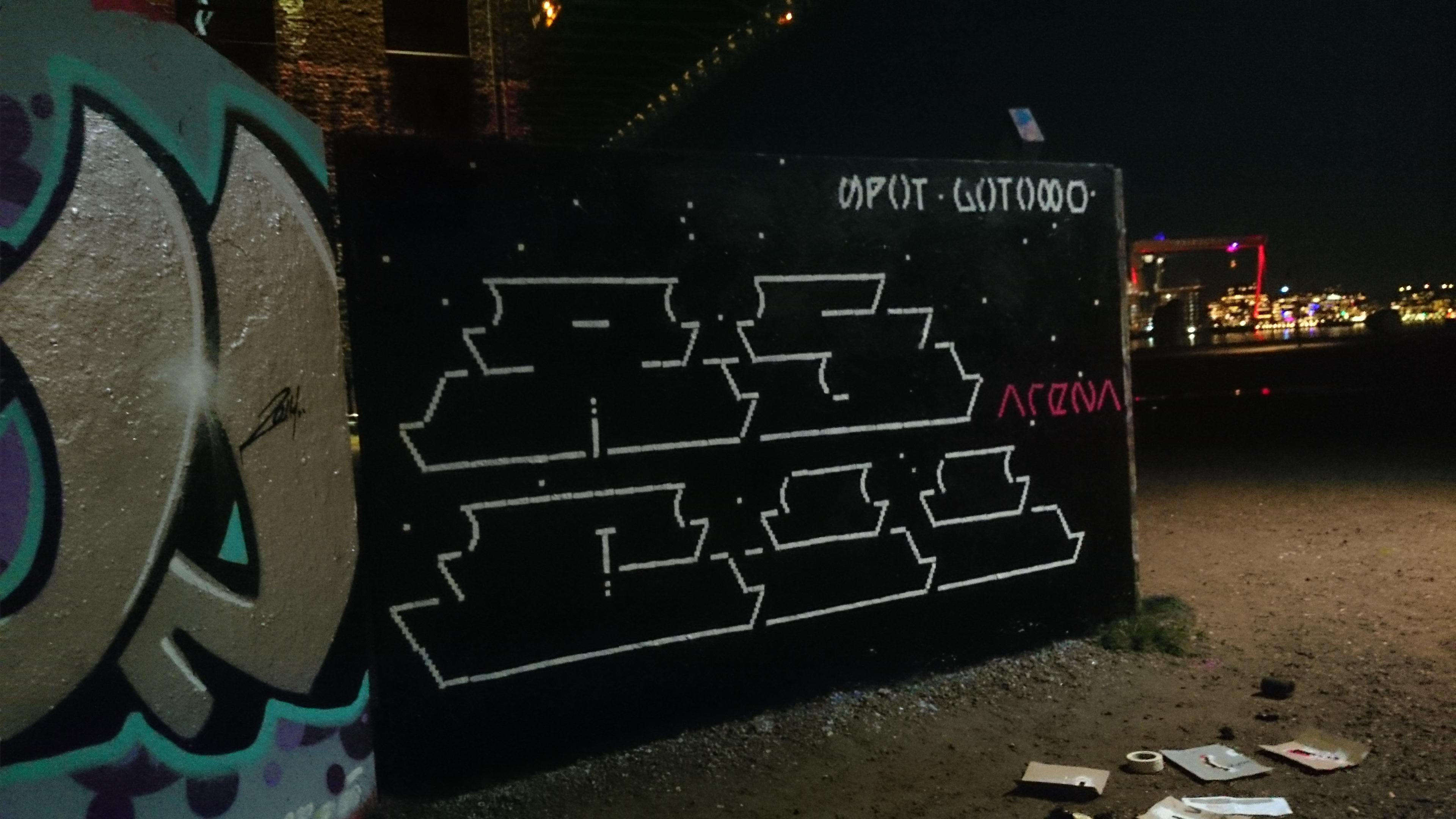 Ascii Graffiti