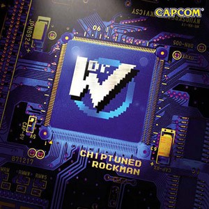 V/A: Chiptuned Rockman (Inti Creates CD)