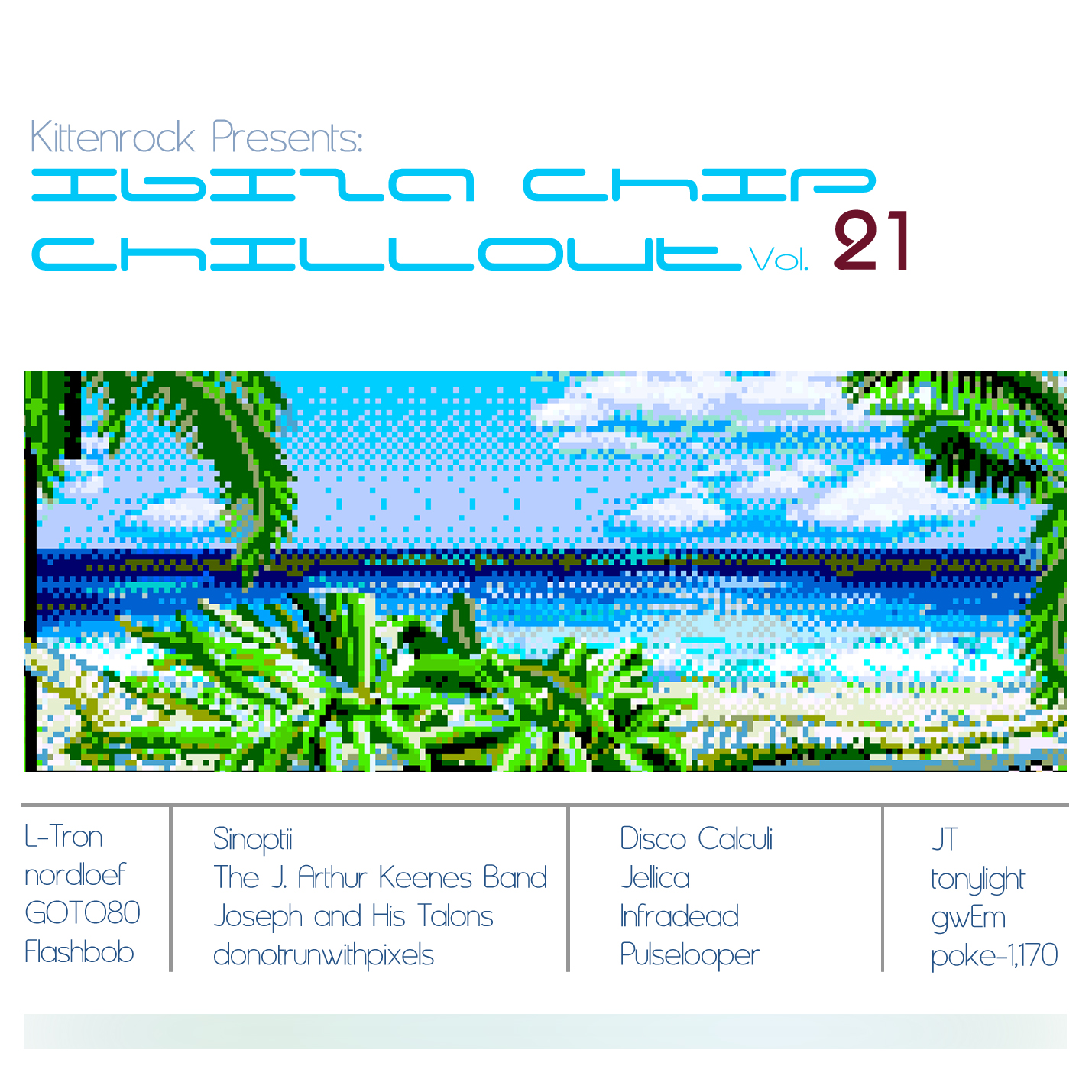 V/A: Ibiza Chip Chillout Vol. 21 (Kittenrock MP3)