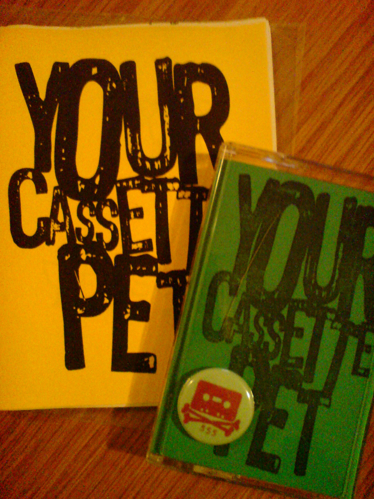 V/A: Your Cassette Pet (555 Records MC)