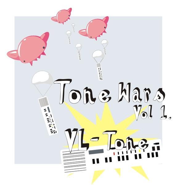 V/A: Tone Wars (MP3)