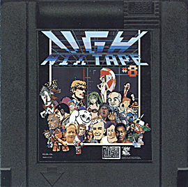 V/A: VGM Mixtape #8 (No Sides CD)
