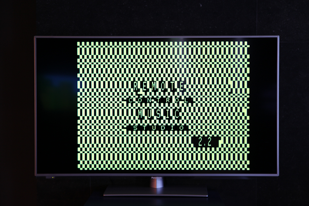 My Teletext Software at Ars Electronica Center