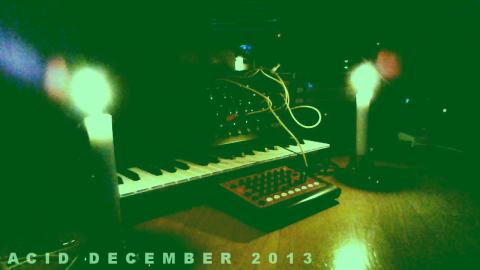 Acid Burger @ Acid December