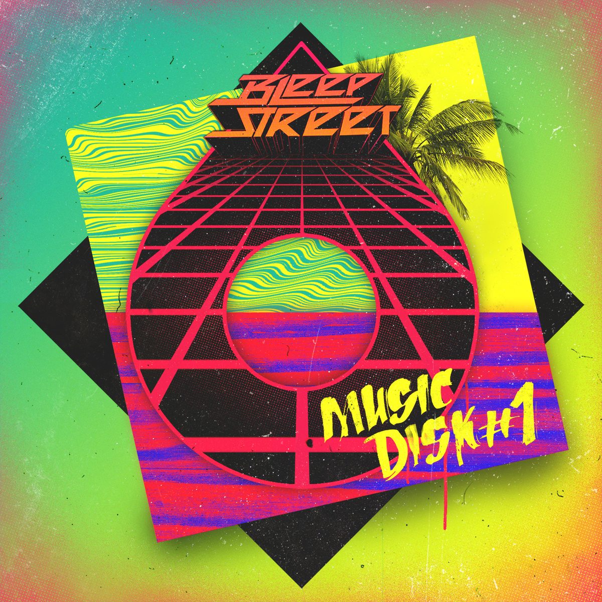V/A: Music Disk #1 (Bleepstreet MP3)