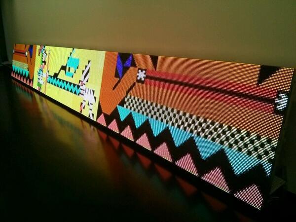 Aztec Ballad at Xpo Gallery