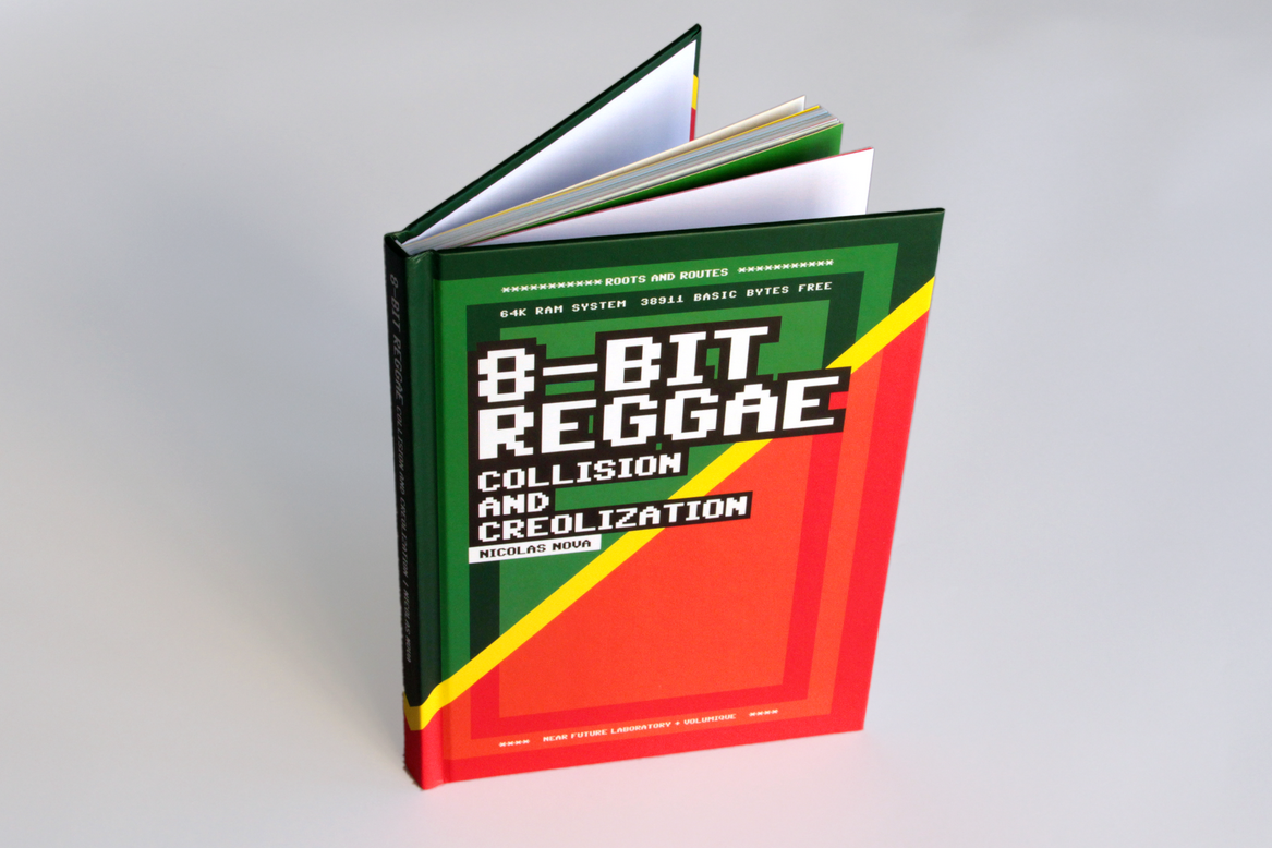 8-Bit Reggae Book
