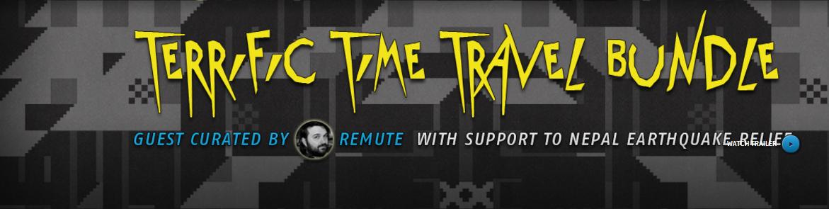 V/A: Terrific Time Travel Bundle